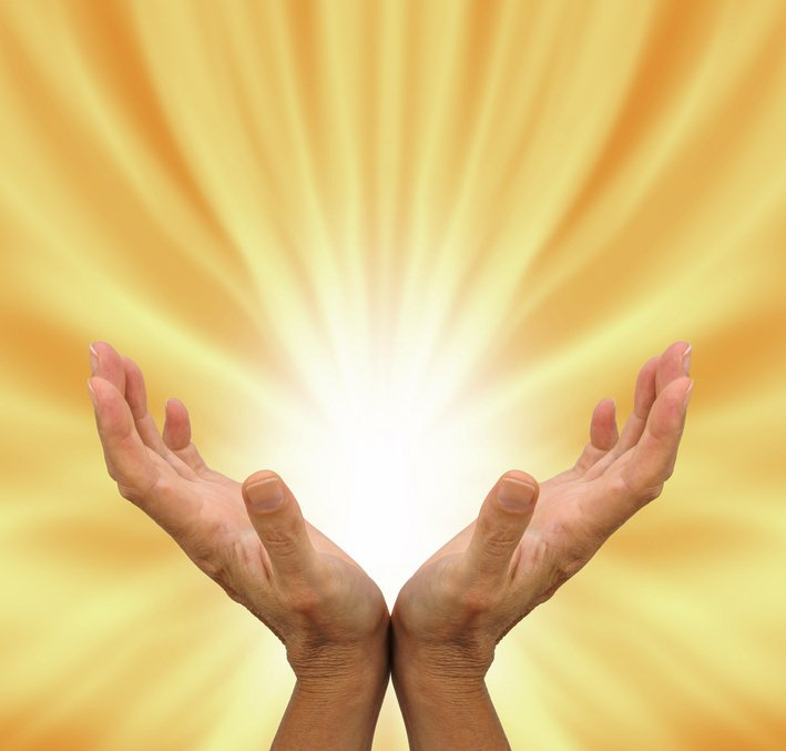 Healing Touch: Energy Healing And Wellness Coaching